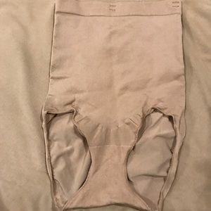 Spanx high waisted nude underwear with free gift!